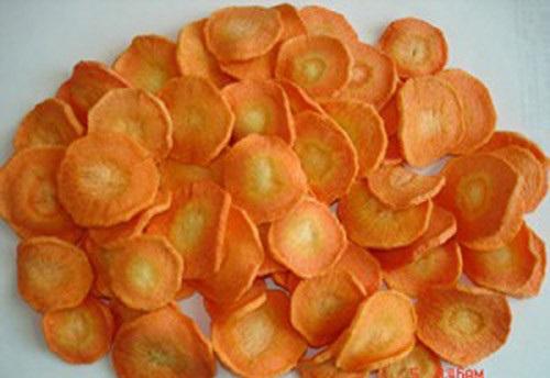 cà rốt sấy
