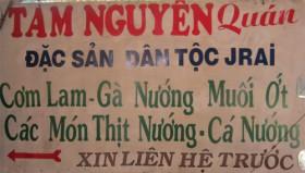 Quán 'không phải cứ có tiền là được ăn' ở Đà Lạt