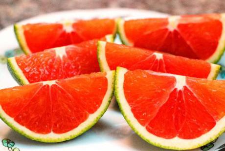 cam ruột đỏ