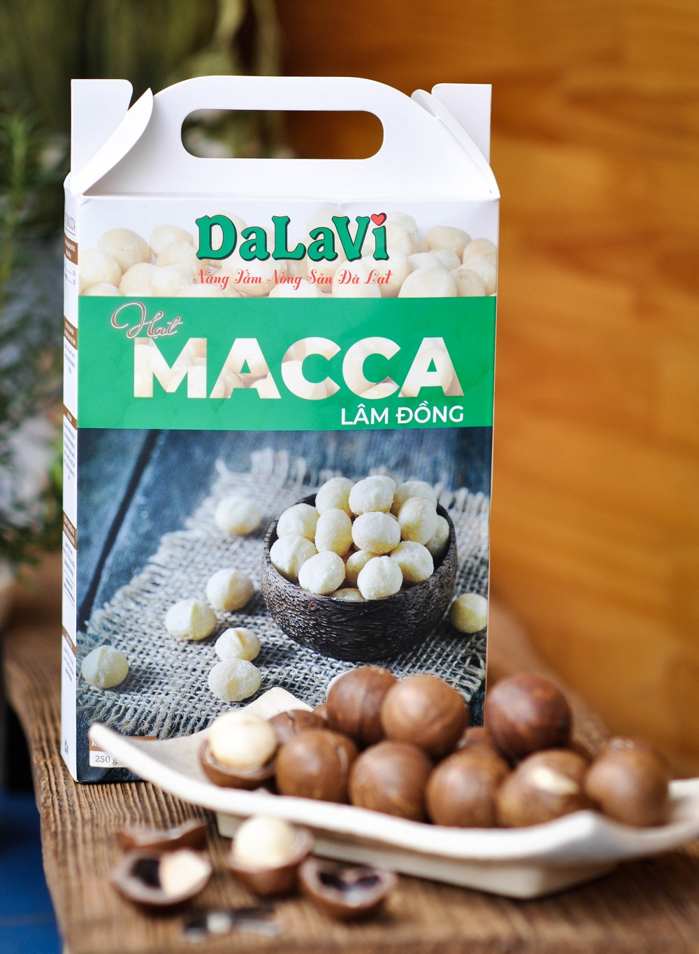 hat macca 250gr size A