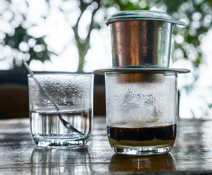 cách pha cà phê ngon